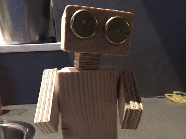 Timmer je eigen robot