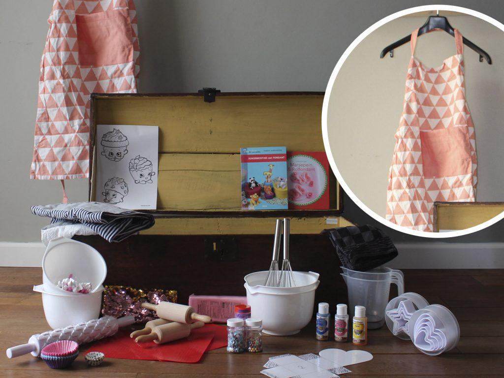 Cupcakes maken kinderfeestje Schaijk