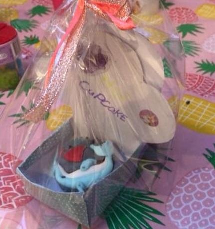 themakist cupcakes bakken feestje bij fem kinderfeestje Schaijk