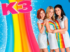 kinderfeestje themakist K3 regenboogfeestje Schaijk