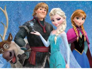 themakist Frozen kinderfeestje schaijk