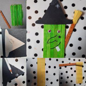 knutselen themakist heksen kinderfeestje schaijk