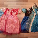 prinsessenjurken kinderfeestje Schaijk themakist