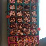 bonbons maken bij etagere kinderfeestje schaijk Feestje bij Fem